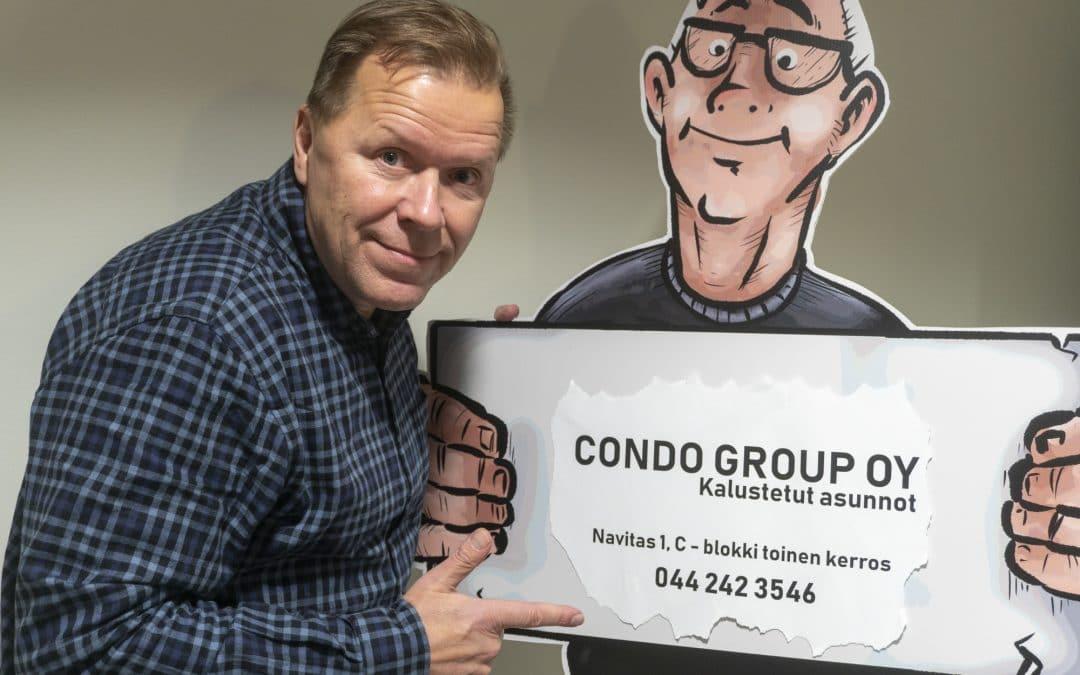 Blogi: Mikä ihmeen Condo?