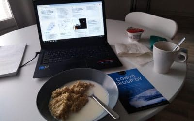Blogi: Condon kalustetut asunnot – ja etätyön autuus
