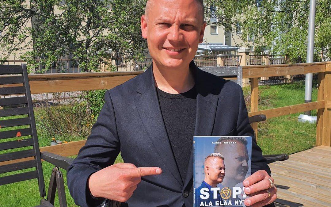 Janne Immosen kirja auttaa kohti unelmia