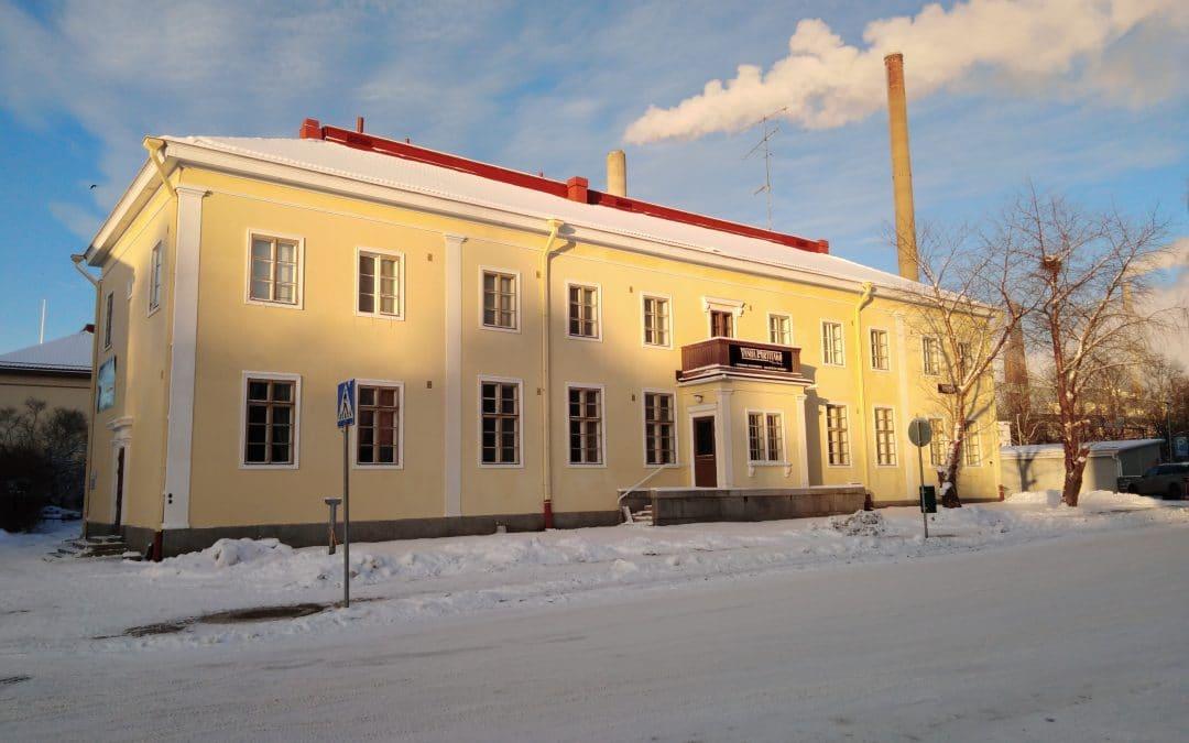 Joulu Varkaudessa tai Keski-Savossa – Vanha Postitalo majoittaa 24/7